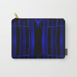 Playing in Blue Carry-All Pouch