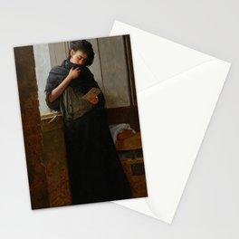 Longing (Saudade) by Almeida Junior Stationery Cards