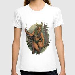 Ancient Forest Faerie Goddess T-shirt