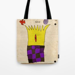 Landscape Fantasy Tote Bag