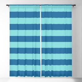Striped Design #19 Blackout Curtain