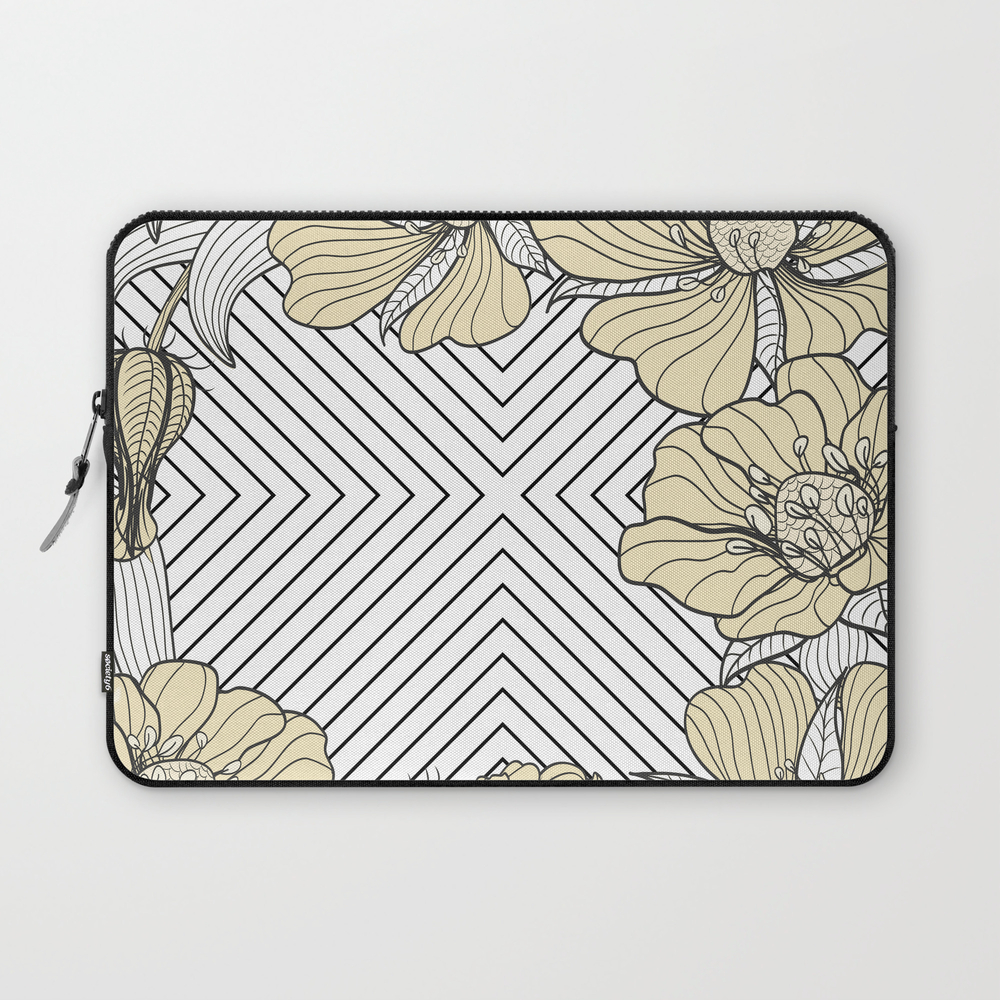 Flowers Vii Laptop Sleeve LSV7512478