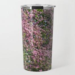 Crabapple Blossoms 11 Travel Mug