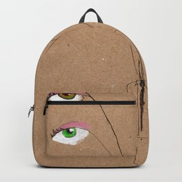 My eyes Backpack