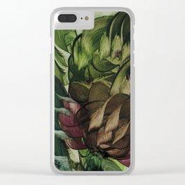 Wakea Clear iPhone Case