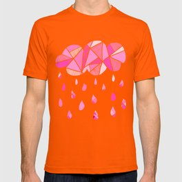 Fractured Pink Cloud T-shirt