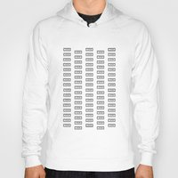 221b Hoodies featuring 221B by Trance of Reading