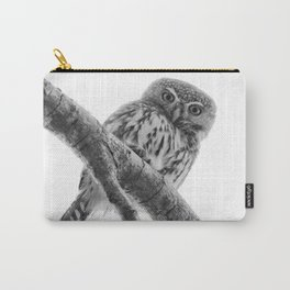 Pearl-Spotted Owlet Carry-All Pouch