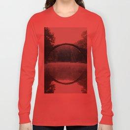 The Devil's Bridge - Landscape and Nature Photography Long Sleeve T-shirt