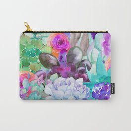 spring pastels Carry-All Pouch