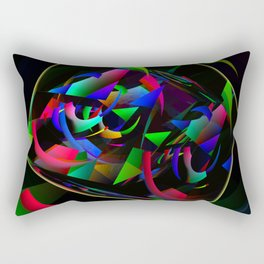Qu in Qu  26 Rectangular Pillow