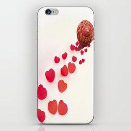 Enamorado iPhone Skin