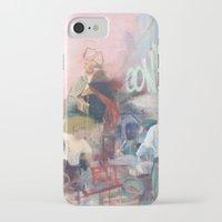 washington iPhone & iPod Cases featuring Washington by Alex Jackson