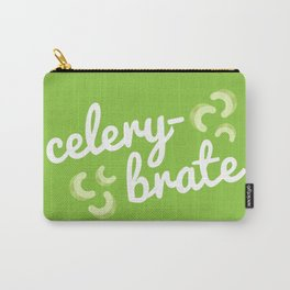 Celery-brate Carry-All Pouch