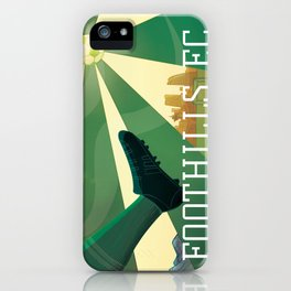Foothills F.C. iPhone Case