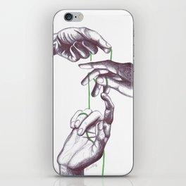 Teathered iPhone Skin