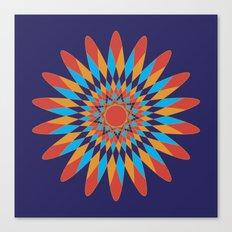 Kaleidoscope Quilt Canvas Print