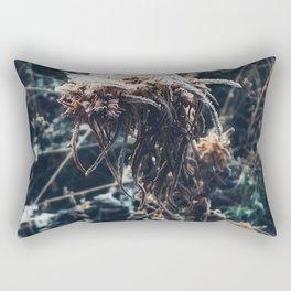 winter plant Rectangular Pillow