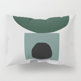Shape study #3 - Stackable Collection Pillow Sham