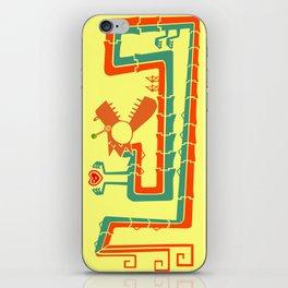 Fracktail iPhone Skin