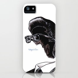 Everything but Roy iPhone Case