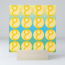 "Author's Project ""RA"" by Victoria Deregus Mini Art Print"