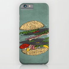Vinyl burger Slim Case iPhone 6s