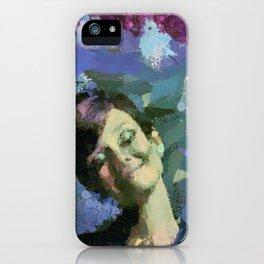 Happy :) iPhone Case