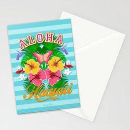 Aloha Hawaii Stationery Cards