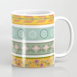 Vintage Ornament Pattern Coffee Mug
