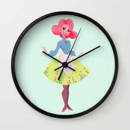 Hansel & Gretel: The Witch Wall Clock