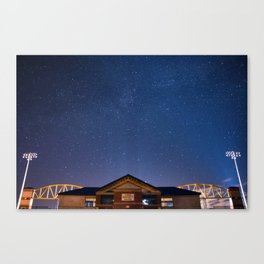 Ithaca Stadium Canvas Print