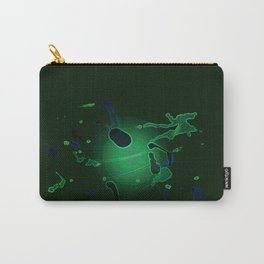 After Hours In The Petri Dish Carry-All Pouch