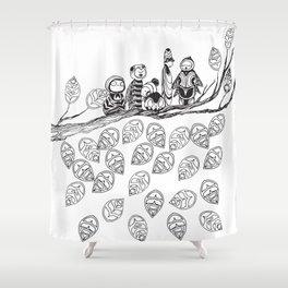 Pamilya Shower Curtain