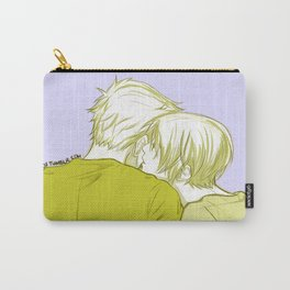 LukeHan New Year's Kisses Carry-All Pouch
