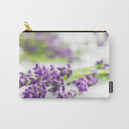 Lavender scent for your Home Design Carry-All Pouch