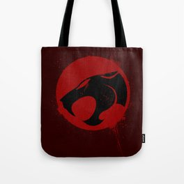 thundercat Tote Bag
