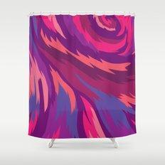 New Moon Shower Curtain