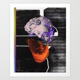 Error System Art Print