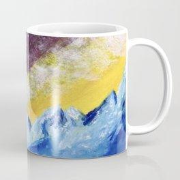 Interstellar Landscape Coffee Mug