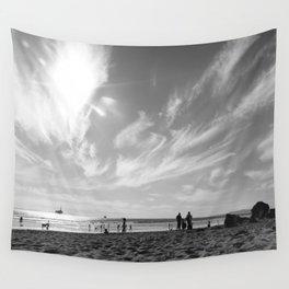 Summer's Sky Wall Tapestry