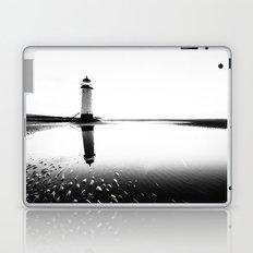 Point of Ayr Lighthouse Laptop & iPad Skin
