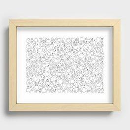 Munnen - Evolved Recessed Framed Print