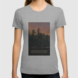Kawartha Highlands Provincial Park T-shirt