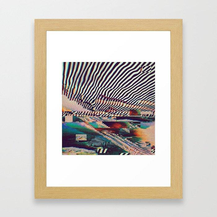 AUGMR Framed Art Print
