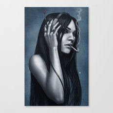 Mymed Canvas Print