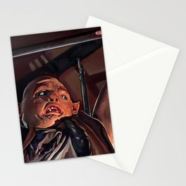 Sloth And Chunk In The Cavern - The Goonies Stationery Cards