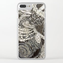 The Golden String Of Sanity Clear iPhone Case
