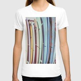 lets surf xxix T-shirt