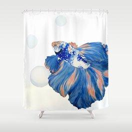 Beta2 Shower Curtain